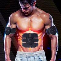 Миостимулятор-Массажер Beauty Body Mobile Gym EMS, Мио стимулятор, Электростимулятор для мышц, EMS-Trainer