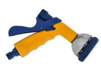 Пістолет-розпилювач 7-позиційний металевий, регульований потік VERANO 72-030 | металлический metal регулируемый reglabil поток curent