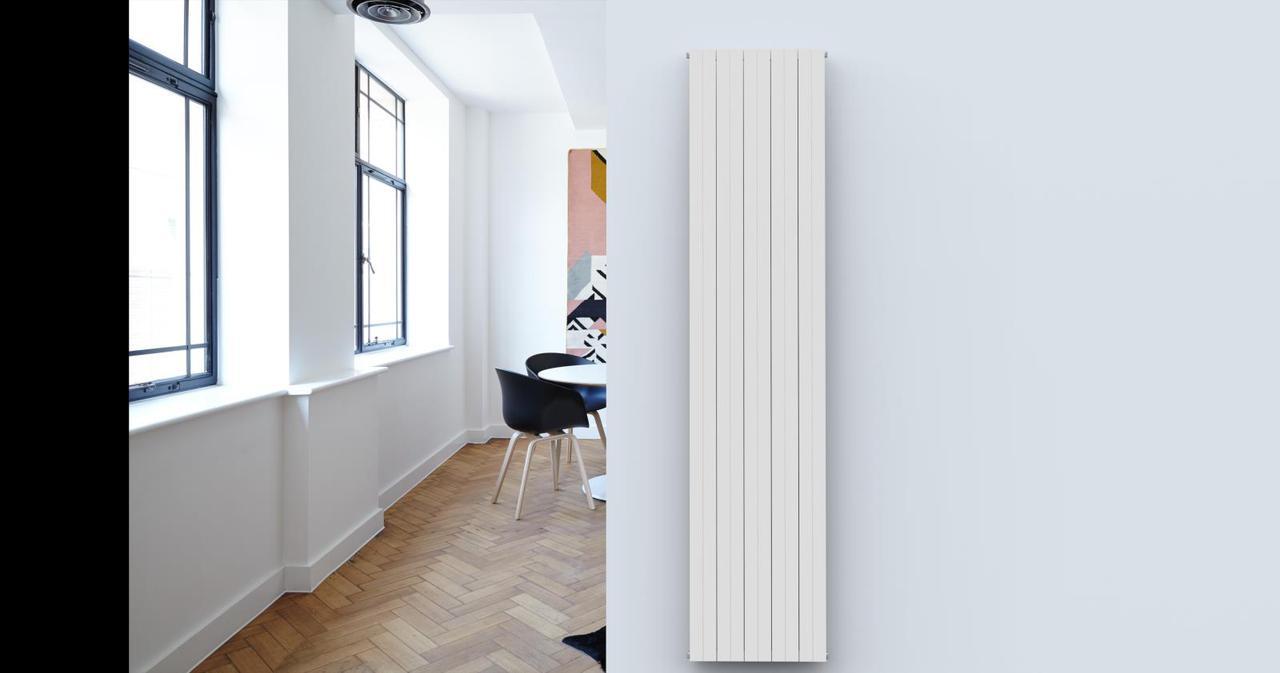 Дизайнерский радиатор Fino Al-Tech, фото 1
