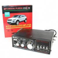 Усилитель звука AK-699D MP3 FM USB караоке, звуковой усилитель Распродажа