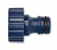 Адаптер пластиковий, внутрішня різьба, 3/4 Technics 72-418 | пластиковый внутренняя резьба