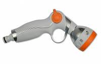Пістолет-розпилювач 7-позиційний металевий, плавне регулювання, Maestro VERANO 72-562 | металлический metal плавное neted регулирования regulament