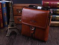 Мужская сумка Jeep Buluo. Небольшая мужская сумка