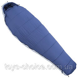 Спальный Мешок RedPoint Nevis L Для Походов, Размер 235х90 См, Температура -4 -29 С Ps