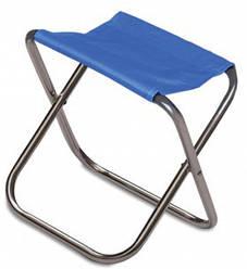 Стілець розкладний, сталевий Sunday 73-753 | стул раскладной стальной