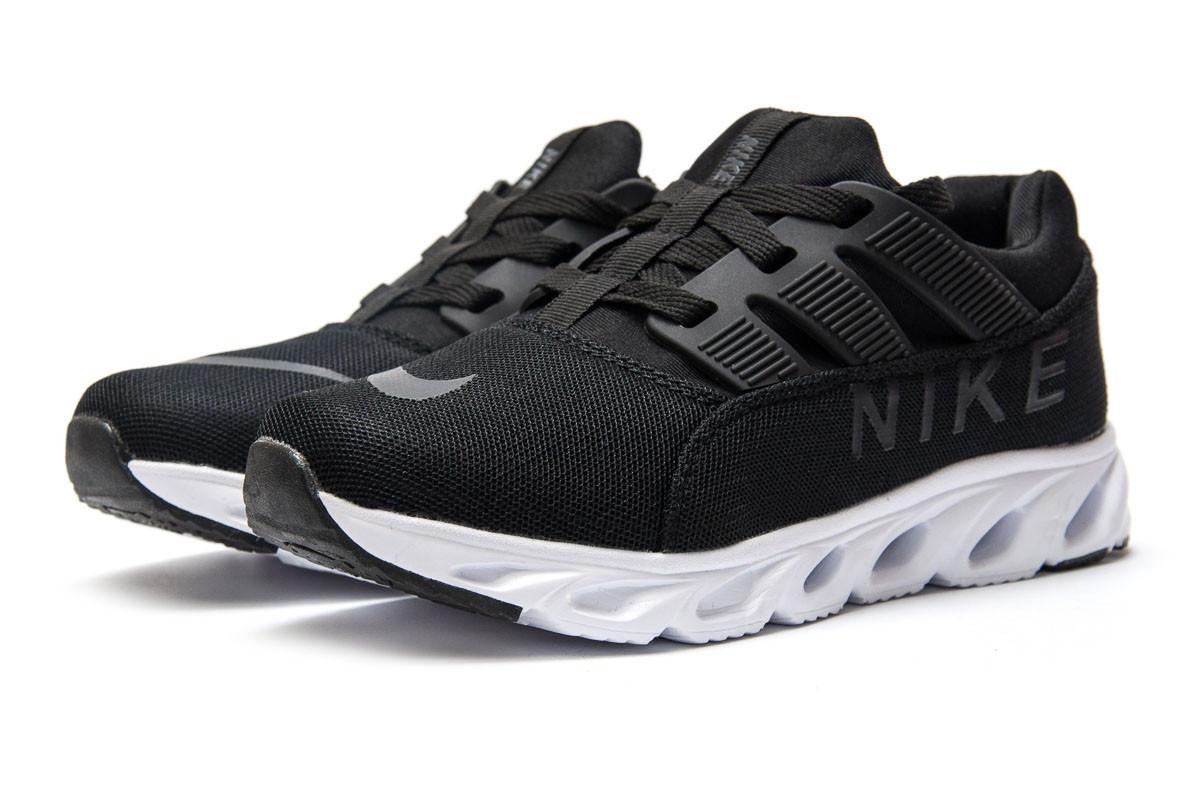 Кроссовки женские Nike Apparel, черные (12851) размеры в наличии ► [  36 39  ]