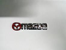 Надпись MAZDA  89х20 мм