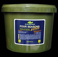 Пелети Carpio Four Seasons, 6мм, 7кг