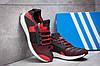 Кроссовки мужские Adidas  Day One, красные (12864) размеры в наличии ► [  41 42 43 44  ], фото 4