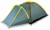 Намет Tourist, 3-місний ((190х165х110)+90 см) Sunday 73-035   палатка