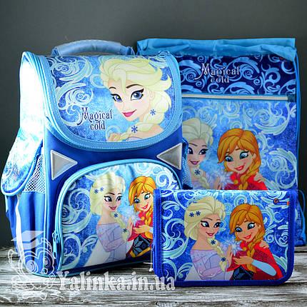 Школьный набор для девочек Холодное Сердце, фото 2
