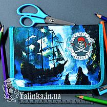 Школьный набор для мальчиков Пираты, фото 2