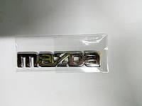 Надпись MAZDA  90х16 мм