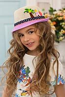 Детская федорка «Картун»