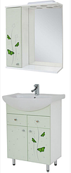 Комплект мебели для ванной Алмерия