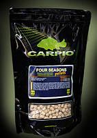 Пелети Carpio Four Seasons, Ø8мм, 0.9 кг