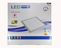 Светодиодная лед-лампа LED LAMP 36W (4011),  60x60см, врезная