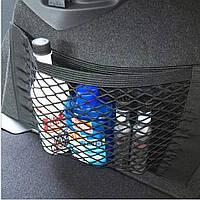 Сетка в багажник автомобиля. Размер: 24*32 см