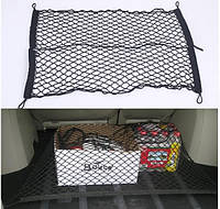 Сетка в багажник автомобиля. Размер 110*120*58*65, фото 1