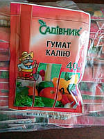 Гумат Калия 50 г.