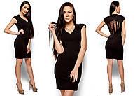 Женское платье Karree Лима черное