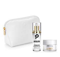 Oxyrevitage Face Cream + Filler-Serum + Pochette + Box - Антивозрастная линия для лица, 50мл+30мл+косметичка