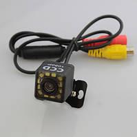 Камера заднего вида в Авто Кубик с 12 диодами. Без AV кабеля