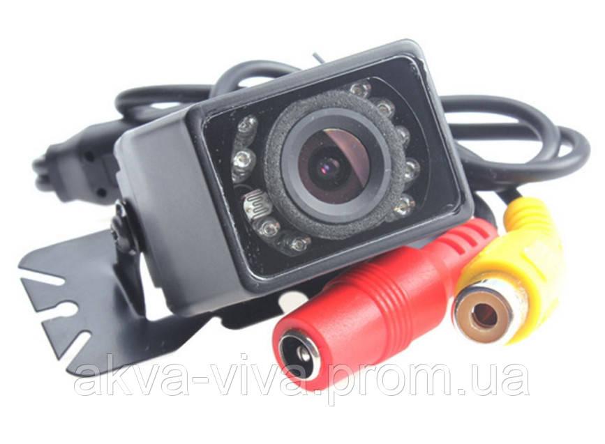 Камера заднего вида в авто с инфракрасной подсветкой