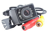 Камера заднего вида в авто с инфракрасной подсветкой, фото 1