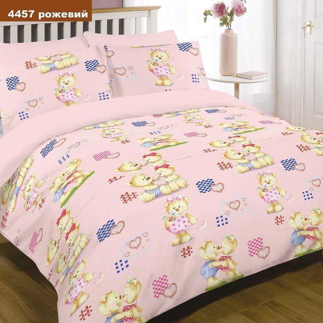Постель Вилюта детская в кроватку 4457 роз