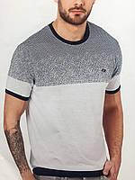 Мужская белая футболка Caporicco (Турция)