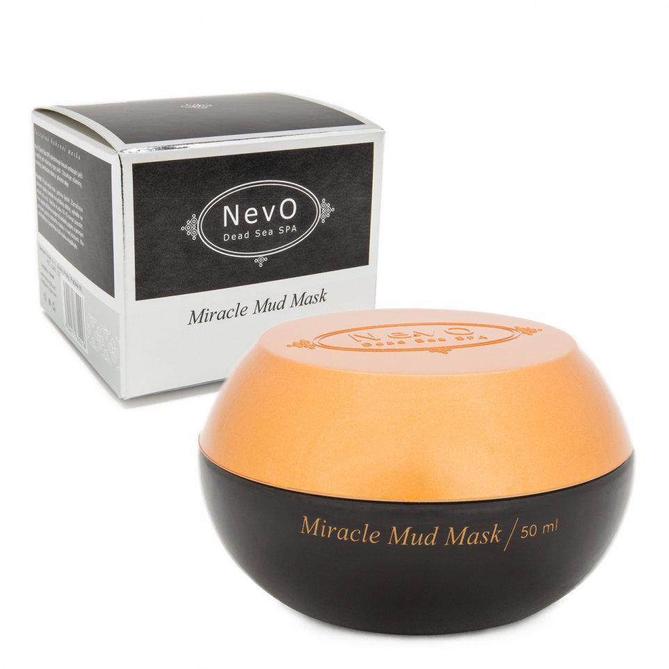 Волшебная грязевая маска для сухой кожи 50 ml