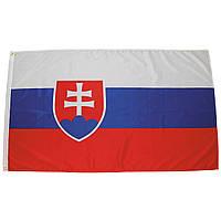 Государственный флаг Словакии 90х150см MFH