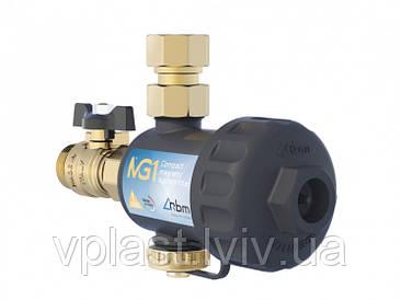 Магнитный фильтр для котла RBM MG1 черный