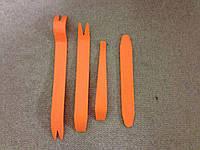 Инструмент для снятия обшивки (облицовки) авто 4 шт.