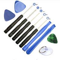 Набор инструментов для ремонта мобильных телефонов 11 в 1. Тип 1