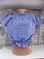 Женская блузка лето на резинке Турция оптом