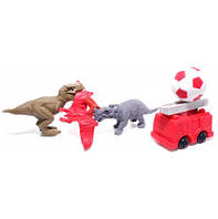 Набор игровых фигурок IWAKO Для мальчика, 5 шт