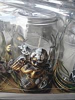 Лампада Кала белая 12 шт 16 см