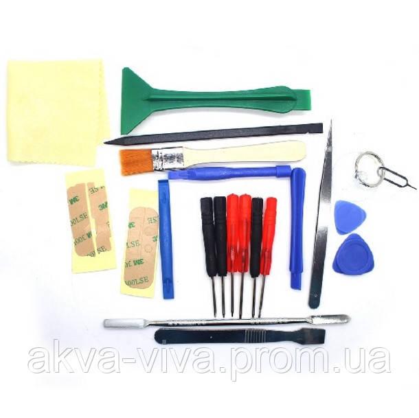Набор инструментов 22 в 1 для ремонта мобильных устройств, смартфонов, Ipad и т.д.
