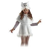 Маскарадный костюм меховой Кошка (размер S)