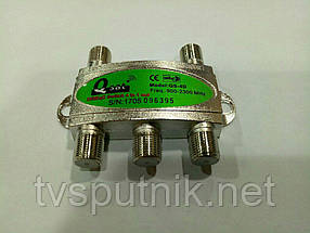 Коммутатор Q-Sat QS-4D (DiSEqC 4x1)