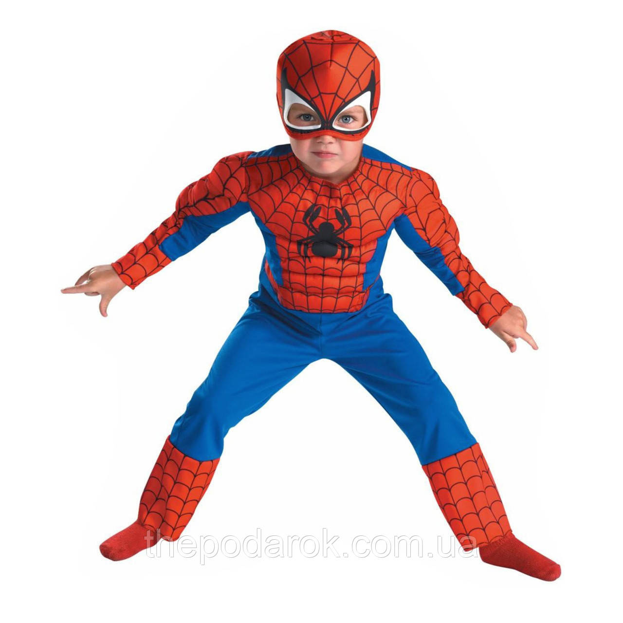 Маскарадный костюм Человек Паук (размер L)
