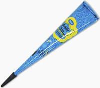 Хна для росписи тела конус (синяя)