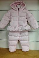 Комплект зимний для девочки ADD(куртка+штаны) на 3 года, наполнитель натуральный пух
