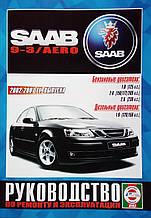 SAAB 9-3 / AERO   Модели 2002-2007 гг. выпуска   Руководство по ремонту и эксплуатации