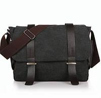 Мужская тканевая сумка. Формат А4., фото 1