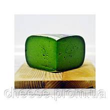 Сыр Гауда Песто зелений 4,5 кг 50%  Huizer Kaas Gild