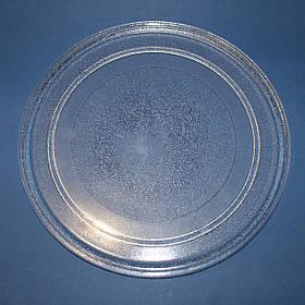 Тарелка для микроволновой печи  плоская(245мм)