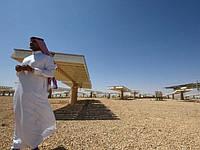 Самая большая в мире солнечная электростанция появится в Саудовской Аравии